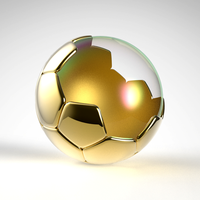 The soccer bubble by zpaolo