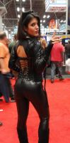 NYCC2013 Catwoman A II by zer0guard