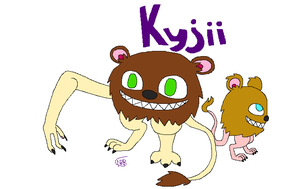 Day 32 - Kyjii by uhnevermind