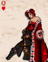 Queen of Hearts by LiliththeSilent