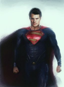 Man of Steel by voltesfibz