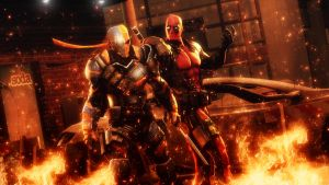 Relax Deathstroke by AngryRabbitGmoD