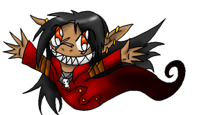 :Chibi: Shax by AliceDaRabbit
