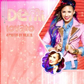 DemiLovato2014SeventeenMagazine Shooting Photopack by ChocolatePhotoshop