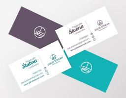 Jakub Serwan business card by caduceus26