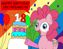 Deltateam210's Birthday Gift by Laffy372