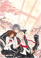 Vampire Knight -Silence- by cartoongirl7