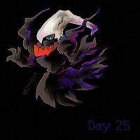 Day 25 - Favorite Legendary by Mikoto-chan