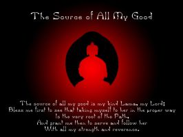 The Source of All My Good by JewelOfSong