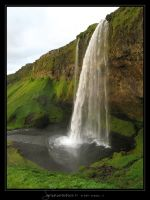 Seljalandsfoss II by Crooty