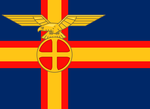 Flag of Norway-Sweden by ProgressforPeace