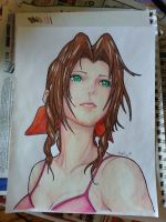 Aerith for EJ by Jessplus10