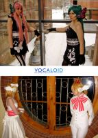 Chapter 1 Vocaloid II by Gargu
