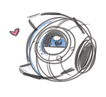 Wheatley by SonicRocksMySocks