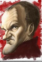 Quentin Tarantino by Parpa