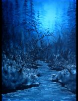 Blue Forest by EvansFx