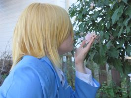 Tamaki In The Garden by TheFtEriProj-Cosplay