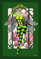 mio173_The Dragonfly by mio27