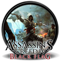 Assassin's Creed IV: Black Flag - Icon by Blagoicons
