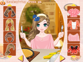 Thanksgiving Dress up Game by willbeyou