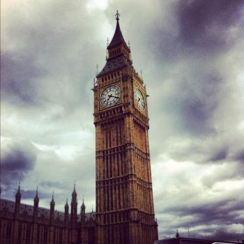Big Ben by NERDFIGHTERxTimelady
