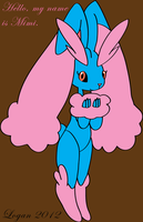 Mimi the Easter Lopunny by RPD490