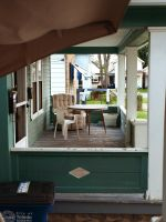 Repeated Porch Framing by omniferous
