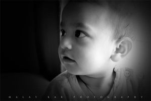 Cute Baby by malaydesigns