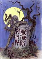 Panic In The Park by taplegion
