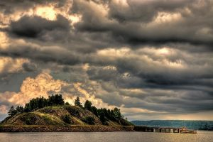 The Bunker at Botwood by Witch-Dr-Tim