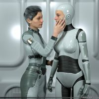 Are you me ? by ThierryCravatte