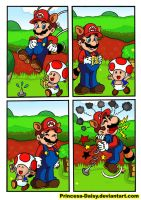 Super? Mario by Princesa-Daisy
