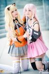 Vocaloid: SeeU and IA by Ansuchi