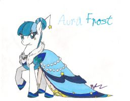 Aura Frost .:Commission:. by IcyBloodRaven