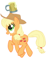 Vector: AJ Didn't Learn A Thing by katiepox