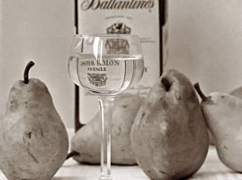 An Old Stillife. Pears by tahirlazim