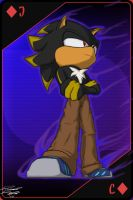 AT, Blade the hedgehog by Toughset