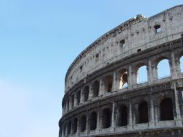 Colosseum by MeClaire