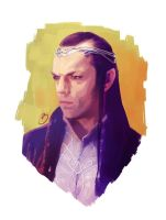 Elrond by Bestrice