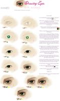 Eye Tutorial by CitricLily