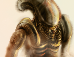 Xenomorph by Hampire