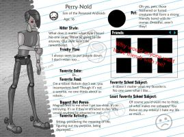 Perry Noid profile by pixiesera
