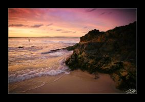 byron sunset 3 by dannyp5000