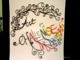 Art for chaLLEnge - Logo by artforchallenge