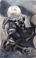 Batman Hush 2012 by myconius