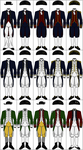 Uniforms of the Continental Navy, 1776-1783 by CdreJohnPaulJones