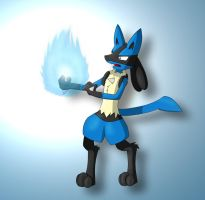 Lucario TF 6 by Fox0808