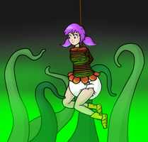 Double Dueler in Tentacle Peril by 34Qucker