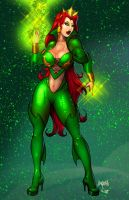 Mera Image - Vest Colors by EricLinquist