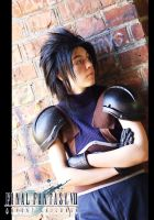 FFVII: Watching your back by inochi0